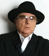 Headshot of Van Morrison